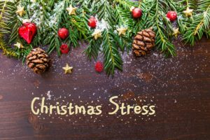 Christmas stress and how to deal with it